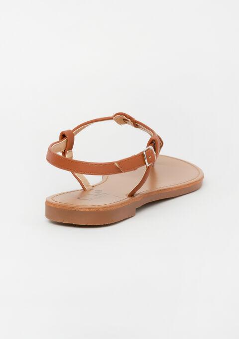 Sandals - CAMEL TRUSH - 13000458_3808