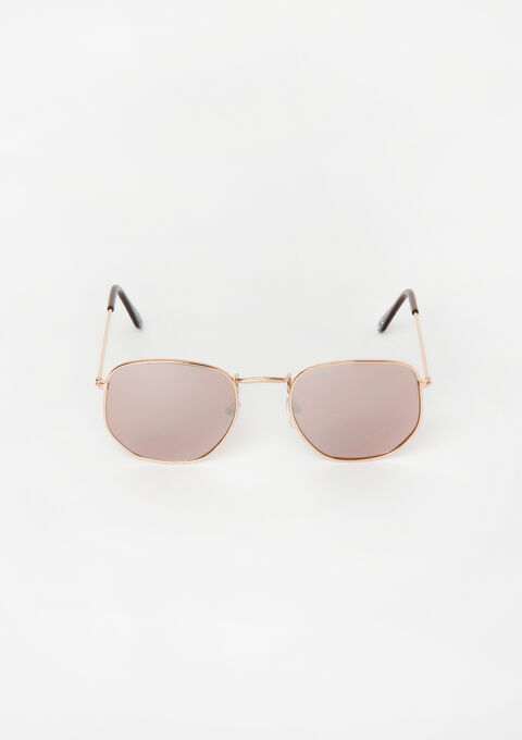 Sun glasses - GOLD - 926758
