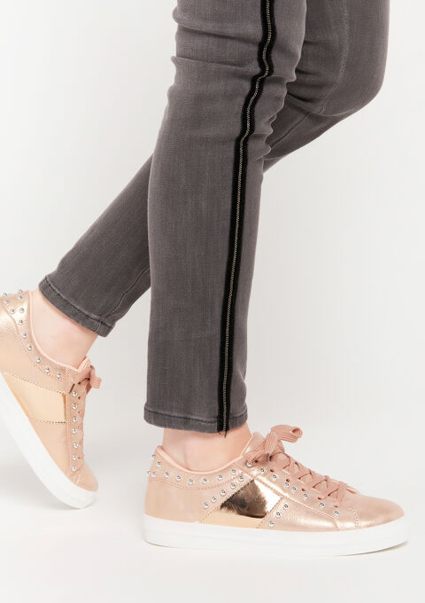 Sneakers - PINK CHAMPAGNE - 13000461_1317