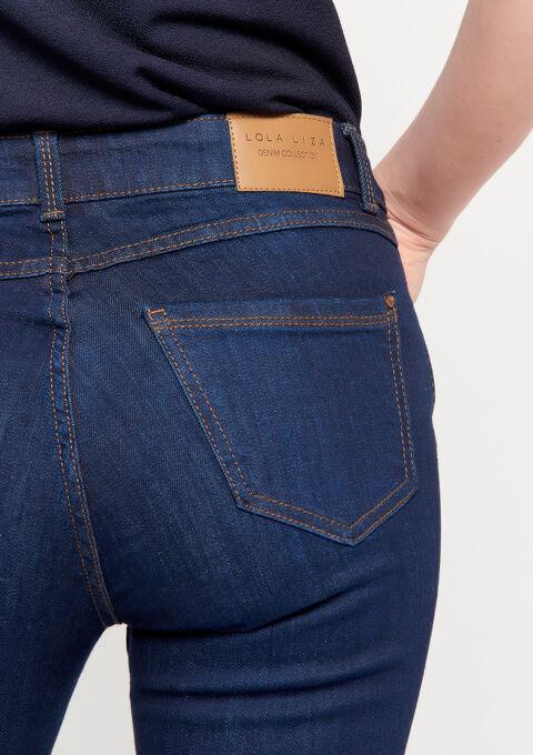 Bootcut jeans - DARK BLUE - 22000116_501