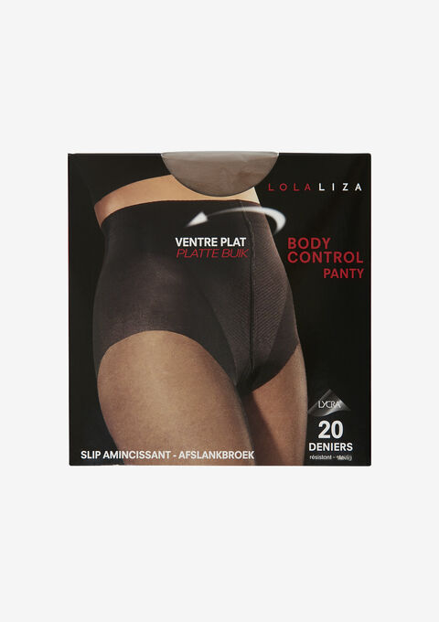 Collants body control - NUDE PINK - 17001529_1301