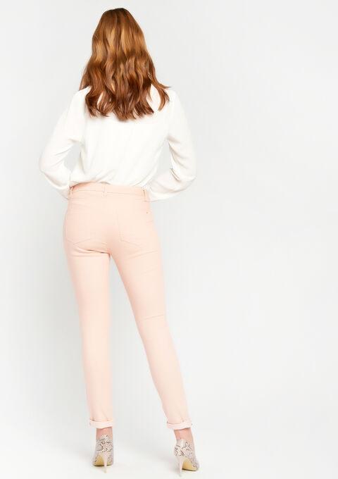 Slim fit broek met normale taille - EVENING SAND - 06003557_5807