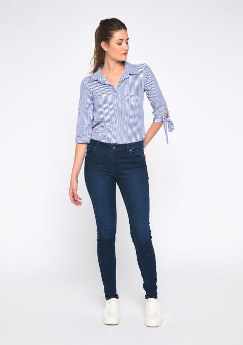 Jeans skinny - DARK BLUE - 22000120_501