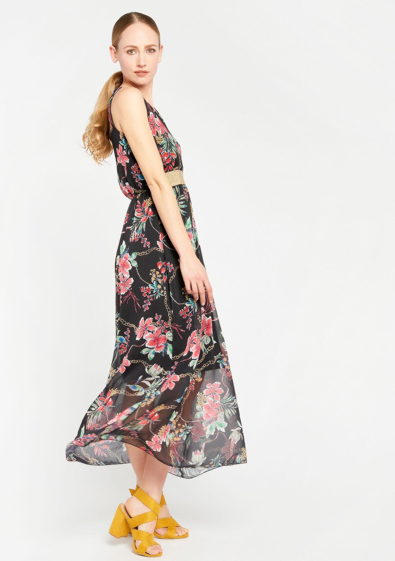 a39080f76e3e71 Maxi jurken met lange mouwen bestellen