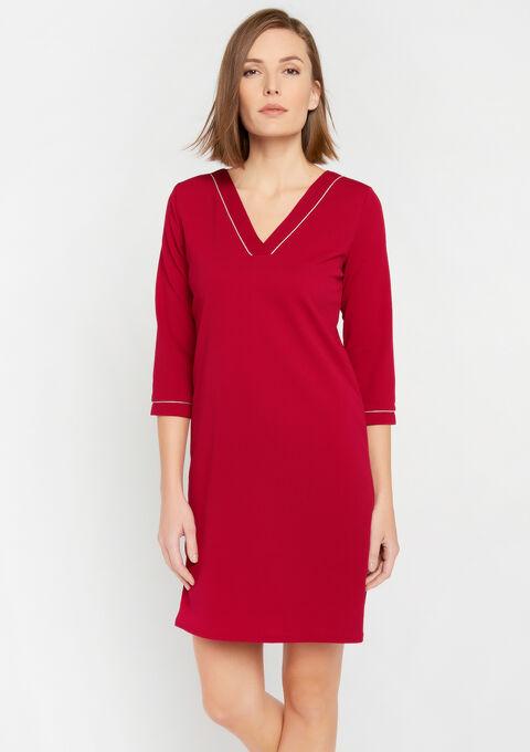 Mini rechte jurk - RED RACING - 08101595_1497