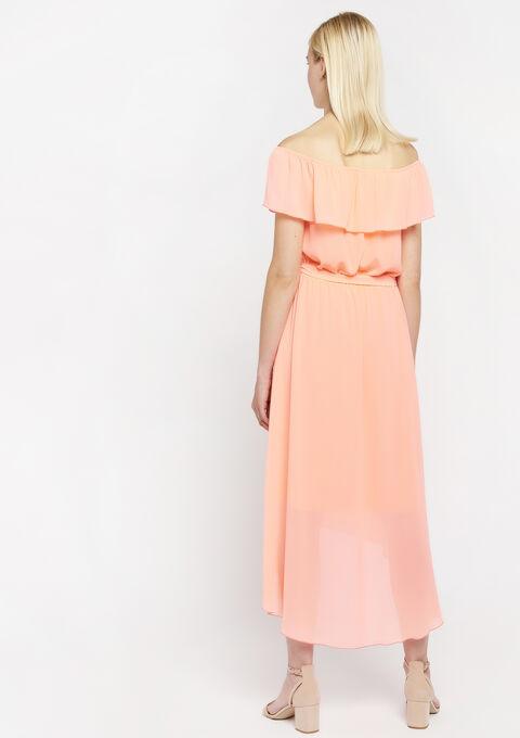 Creëer jouw eigen jurk - CORAL EMBERGLOW - 08100799_5404