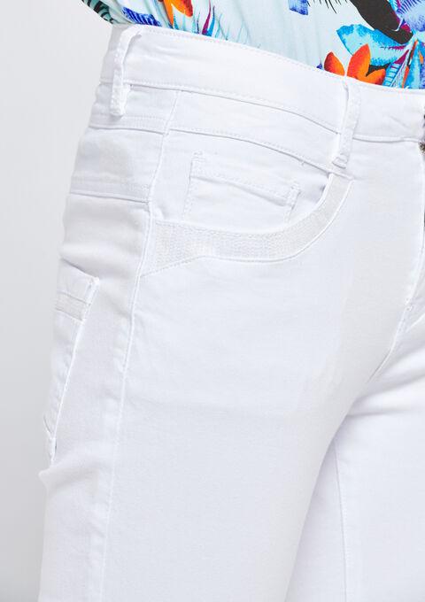 Skinny met strass - OPTICAL WHITE - 06003928_1019