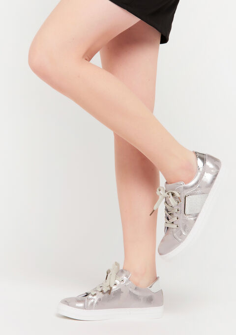 Sneakers - SILVER - 13000462_1059