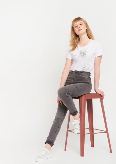 Skinny jeans - MEDIUM GREY - 22000121_512
