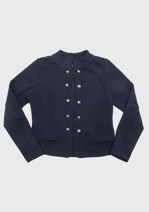Officiersjas - NAVY BLUE - 09100142_1651