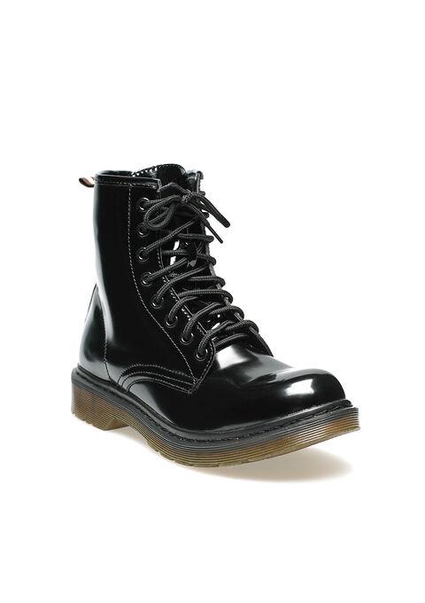 Bottes avec lacets - BLACK - 13100032_1119