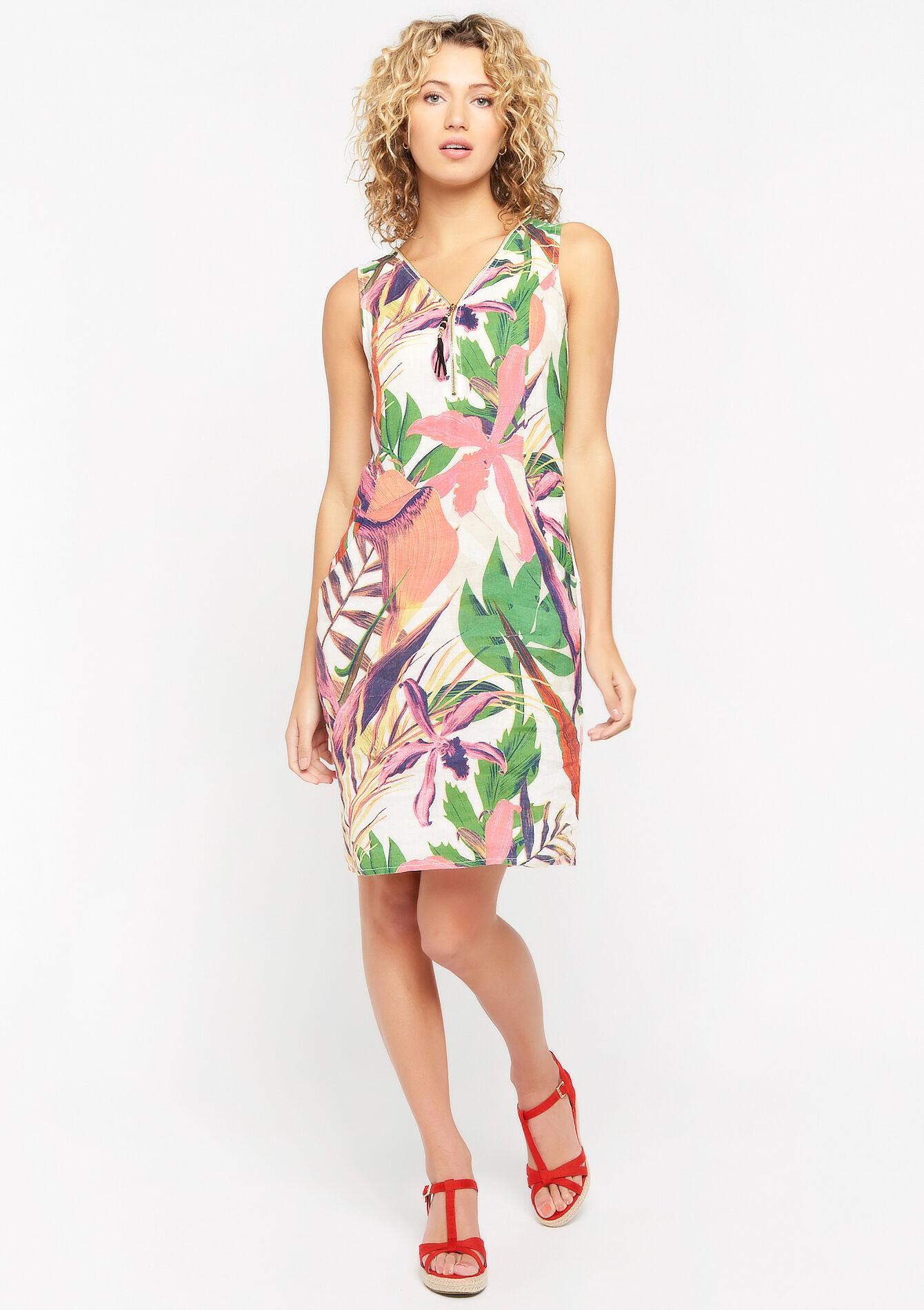 linnen kleedje