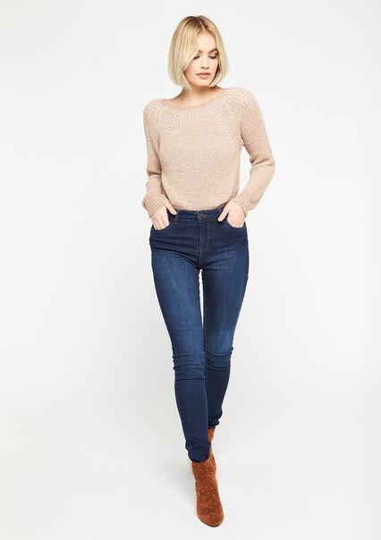 Jeans skinny - DARK BLUE - 22000164_501
