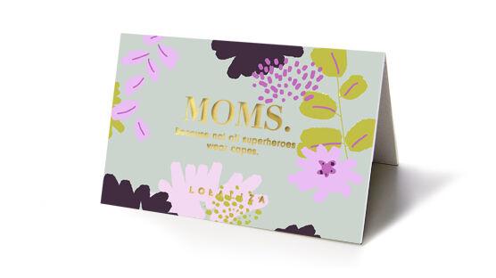 Carte cadeau  - FETE DES MERES - 907894