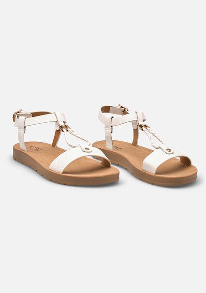Sandales - WHITE ALYSSUM - 13000504_2502