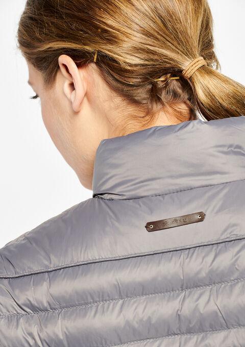 Gewatteerde jas - PEARL GREY - 23000114_1060
