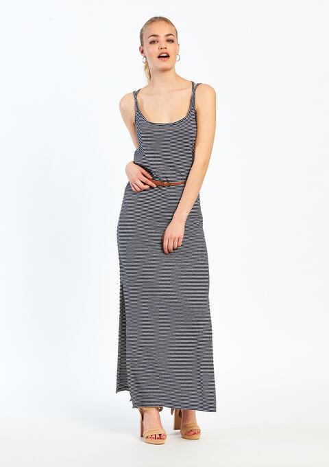 Robe Longue Style Marin Lolaliza