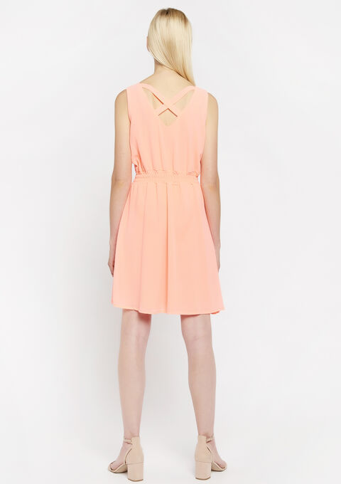 Creëer jouw eigen jurk - CORAL EMBERGLOW - 08100797_5404