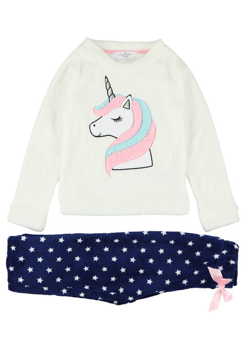 Kinderpyjama in 2 delen - OFFWHITE - 15000459_1001