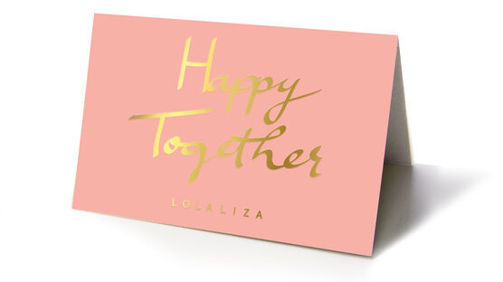 Gift card - HAPPYTOGETHER - 825164