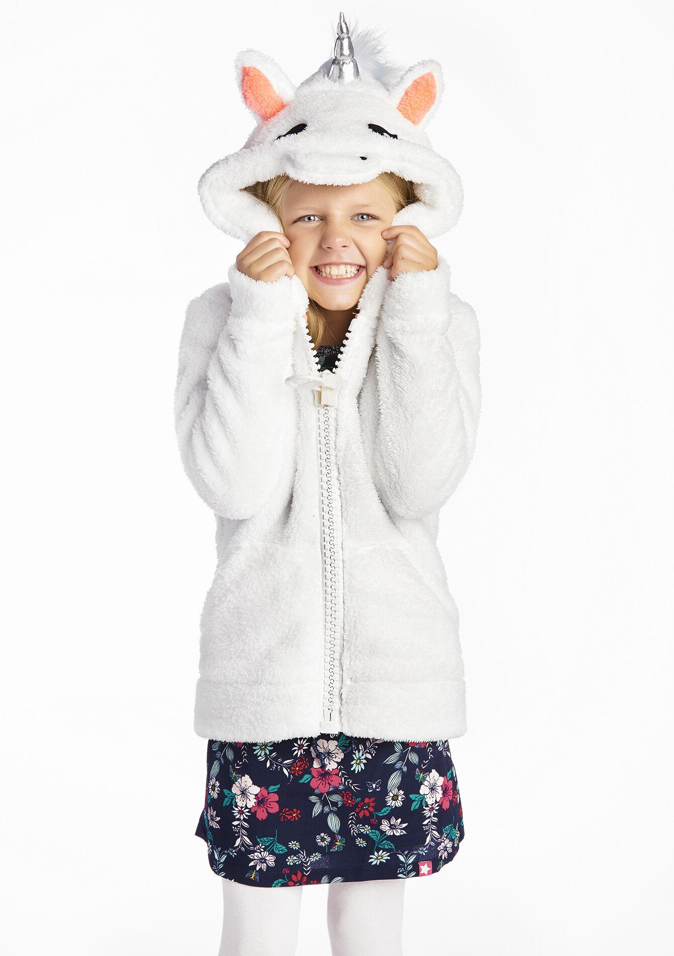 Sweat enfant avec capuche, style licorne LolaLiza
