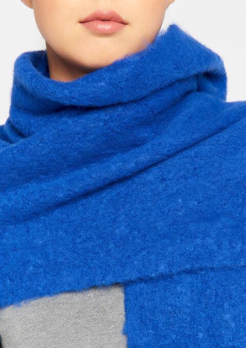 Echarpe douce - ELECTRIC BLUE - 972604
