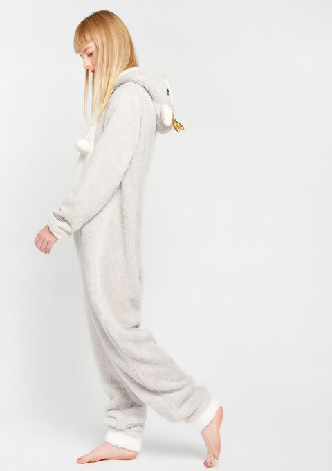 Onesie 'Rendier' - GREY GOLD - 15000455_1099