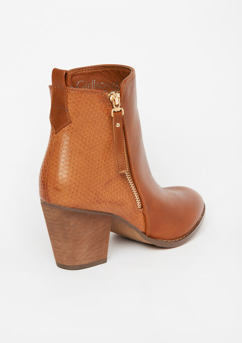 Bottines - TRUE CAMEL - 13100034_1146