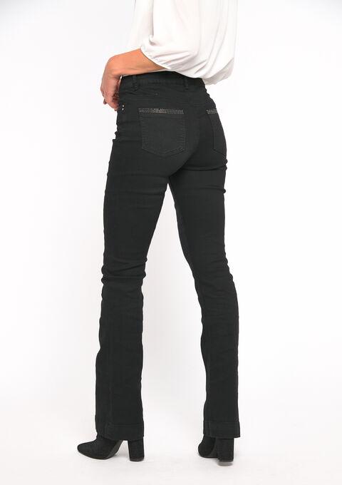 Jeans bootcut - BLACK - 22000122_1119