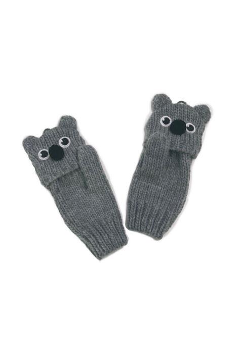 handschoenen zonder toppen, koala stijl - lolaliza