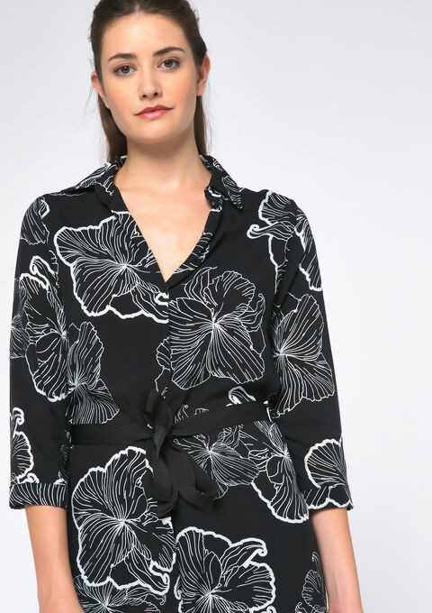 Blouse tunic - BLACK BEAUTY - 05700613_2600