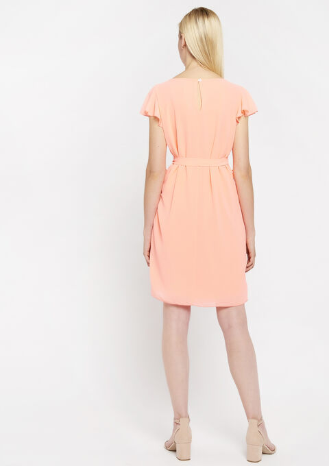Creëer jouw eigen jurk - CORAL EMBERGLOW - 08100798_5404