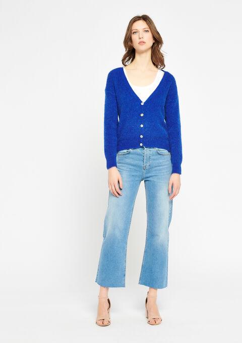 Cardigan - BLUE ELECTRICAL - 04100637_2805