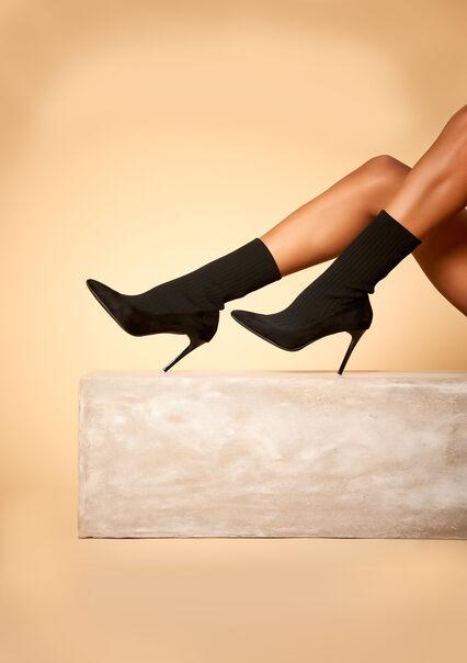 Sock boots - BLACK - 13100004_1119