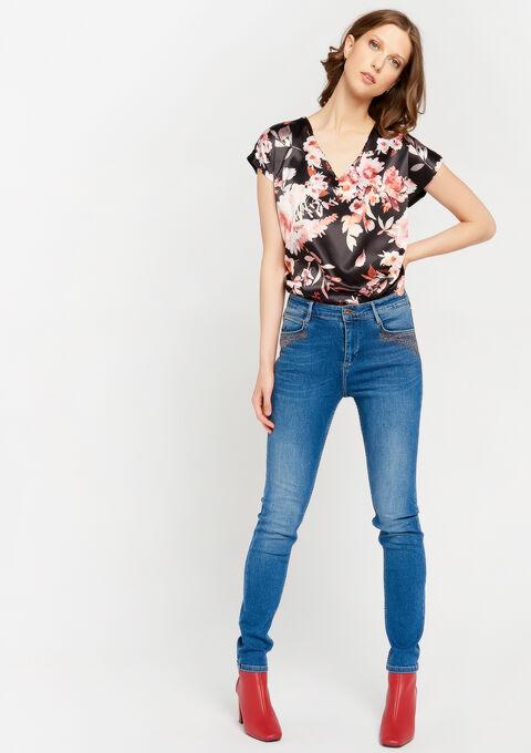 Skinny jeans - MEDIUM BLUE - 22000147_500