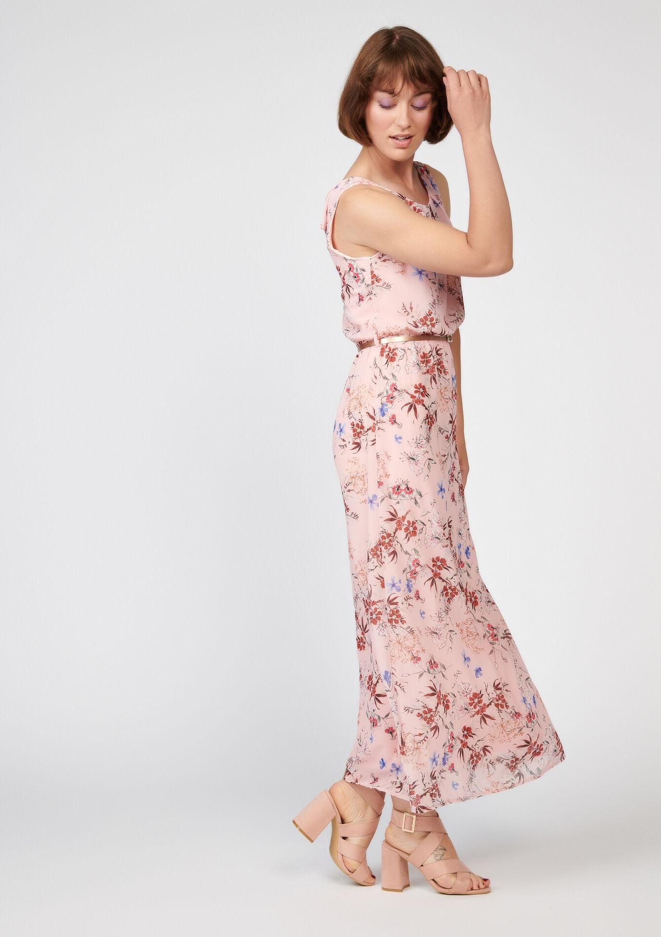 Imprimé Lolaliza Imprimé Floral Robe Floral Robe Longue Longue shrdtQC
