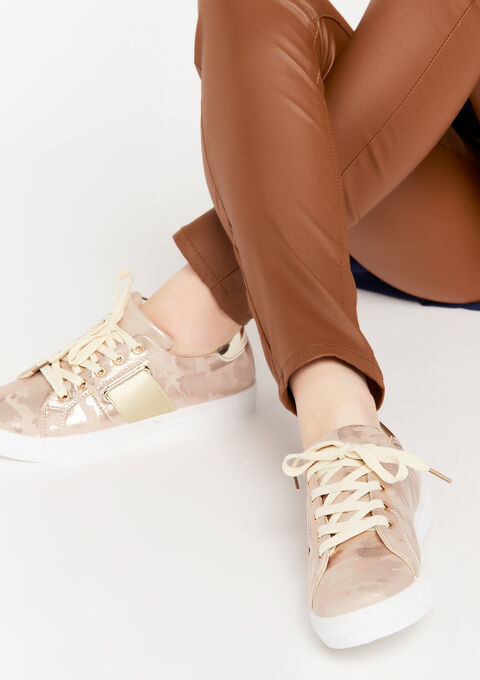 Sneakers - GOLD - 13000462_1058