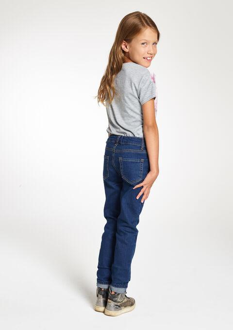 jeans enfant skinny taille haute lolaliza. Black Bedroom Furniture Sets. Home Design Ideas