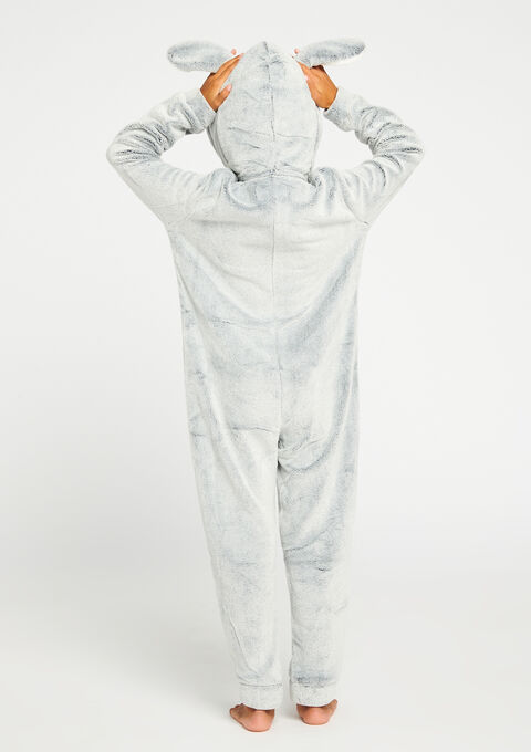 Onesie 'Konijntje' - ICE GREY - 15000441_1090