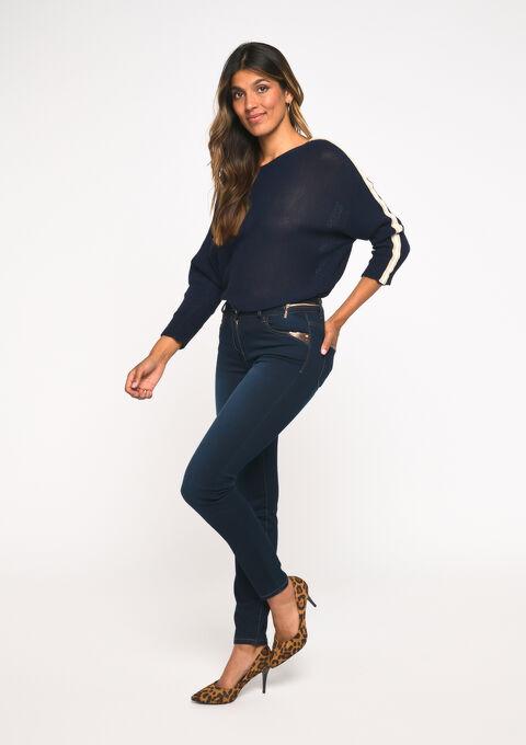 Jeans skinny - DARK BLUE - 22000110_501