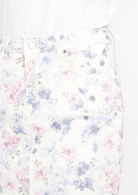 Bloemenrok, 5 zakken - WHITE ALYSSUM - 07100198_2502