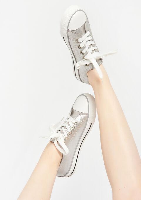 Sneaker - SILVER - 13000446_1059