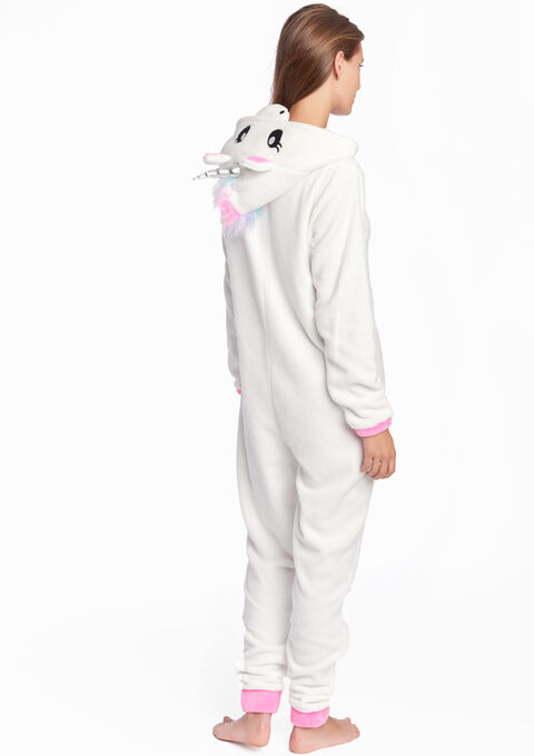 Fantasie onesie unicorn stijl - OFFWHITE - 15000386_1001