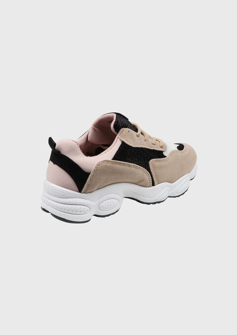 Trendy sneakers - PINK CALM - 13000364_4102