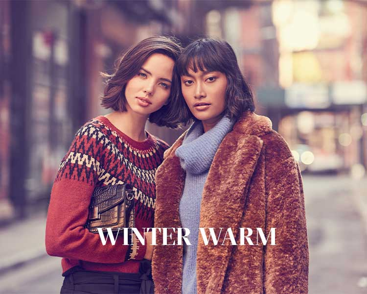 Winter warm collection