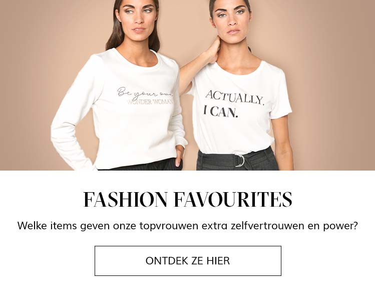 Fashion favourites mobile