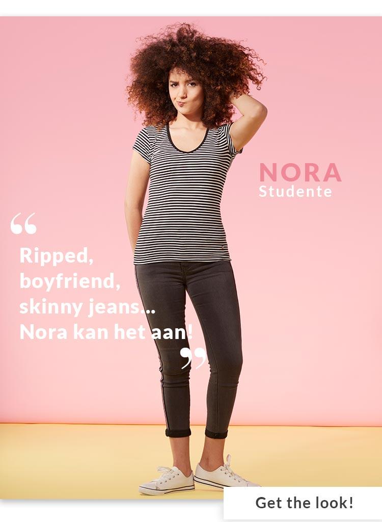 nora look