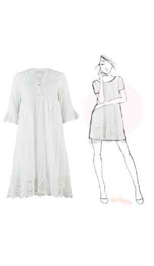 jurk ophelie morphologie