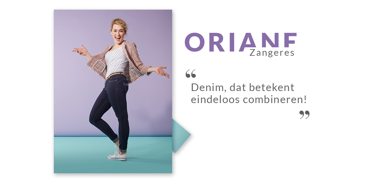 le look de Oriane