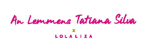tatiana silva & Ann Lemmens     collaboratie met lolaliza